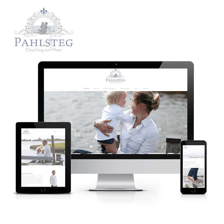 Referenzen Website Pahlsteg