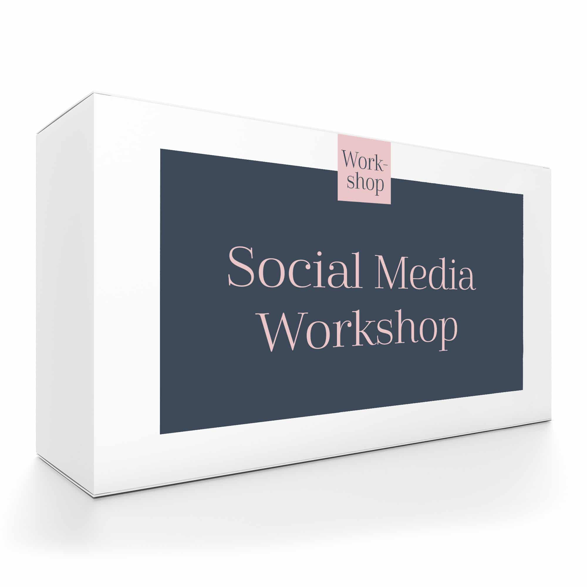 DESIGNSTUUV® Werbeagentur Social Media Online-Workshop